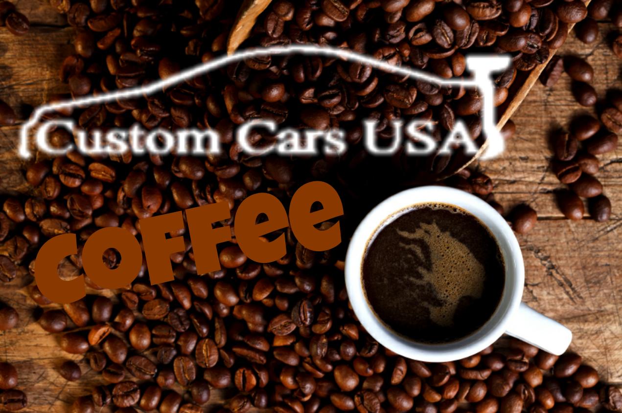 Custm Cars Usa Coffee